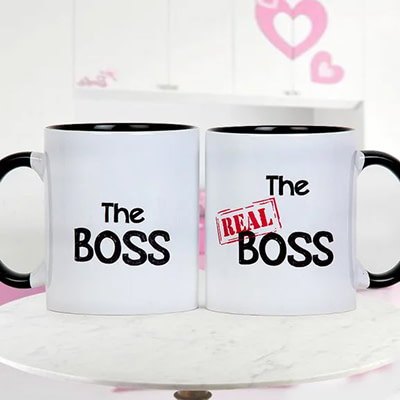 The REAL Boss - SendFlowers.pk