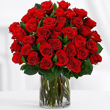30 Long Stemmed Red Roses SendFlowers To Pakistan