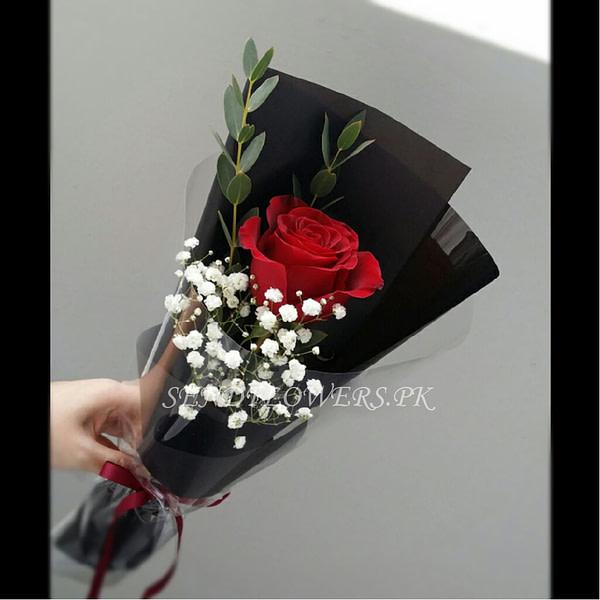 My Only Love Rose - SendFlowers.pk