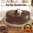 Best Ever Chocolate Cake - Online Cakes Delivery to Lahore - Sendflowers.pk