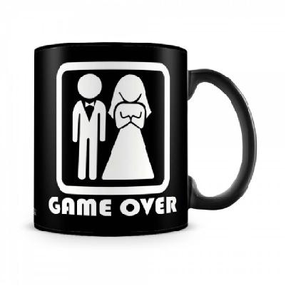 Game Over Mug - SendFlowers.pk