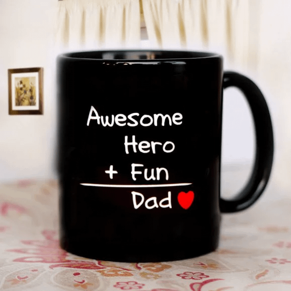 Awesome Dad Recipe - Send Printed Mug For Father's Day