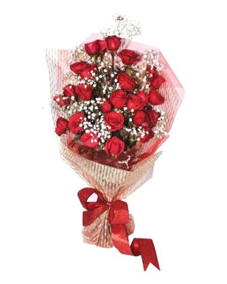 Red Roses For My Love - Send Flowers to Lahore Pakistan