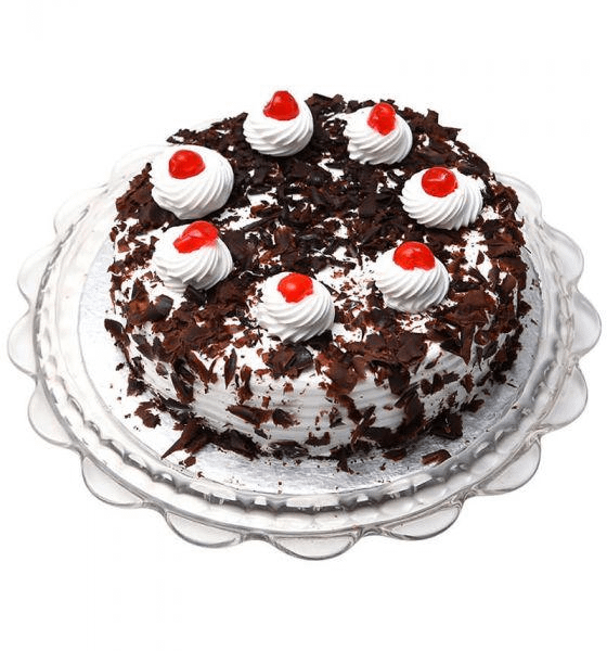 BLACK FOREST 2LB - Send Cakes to Islamabad