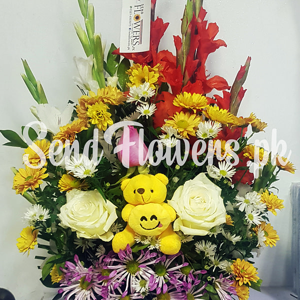 flower box delivery in Lahore