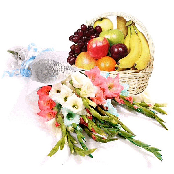Gleaming Healthy Delight - SendFlowers.pk