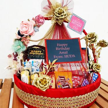 Grand Luxury Basket