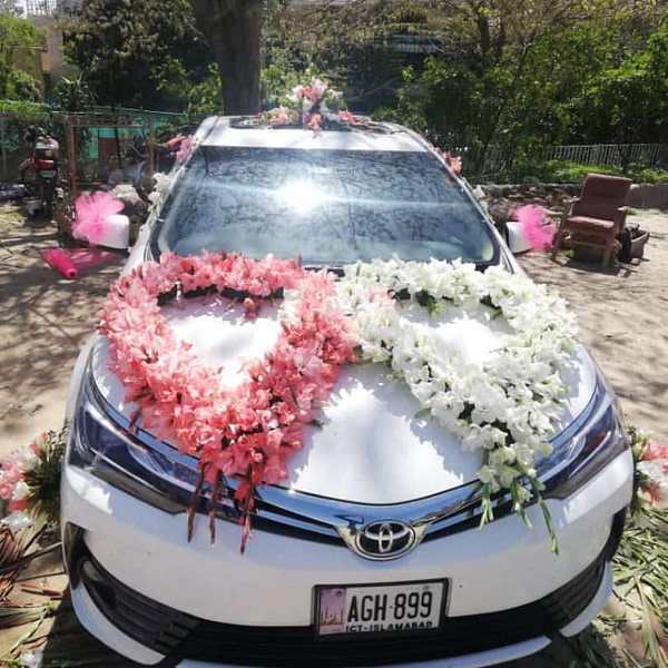 Online Car Decor Shop - SendFlowers.pk