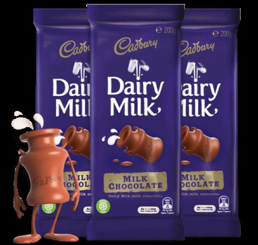 Dairy Milk Premium Chocolates - SendFlowers.PK