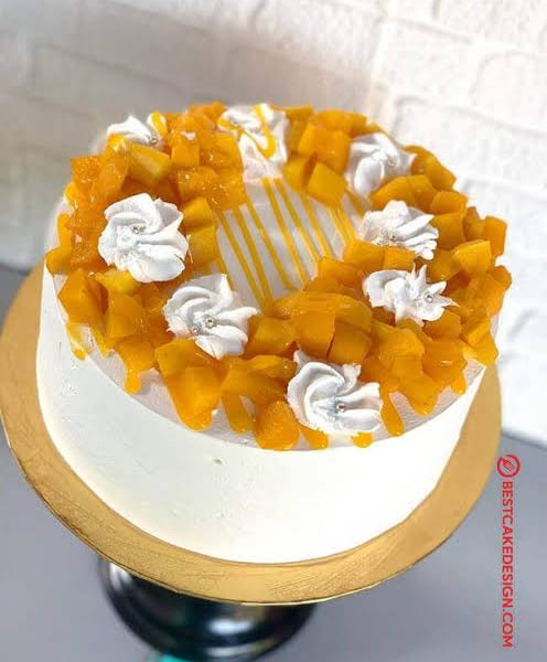 Delivery of Flowery Cake in Pakistan