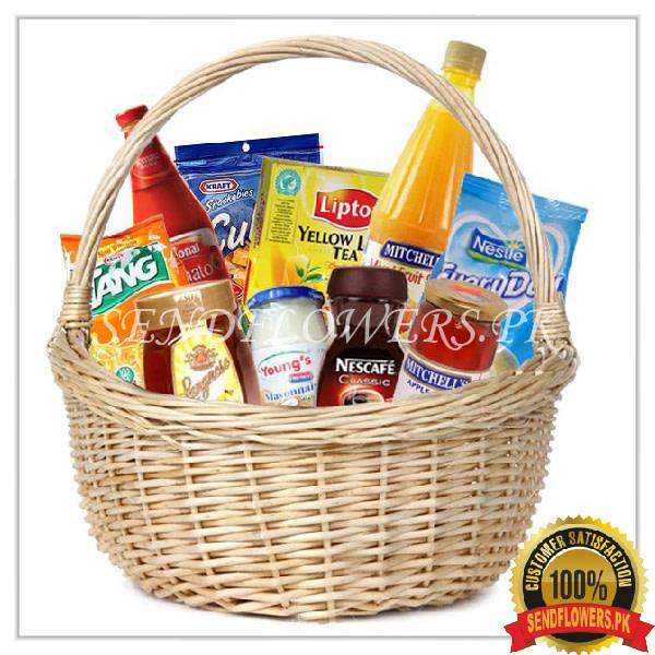 Special Breakfast Basket - SendFlowers.pk