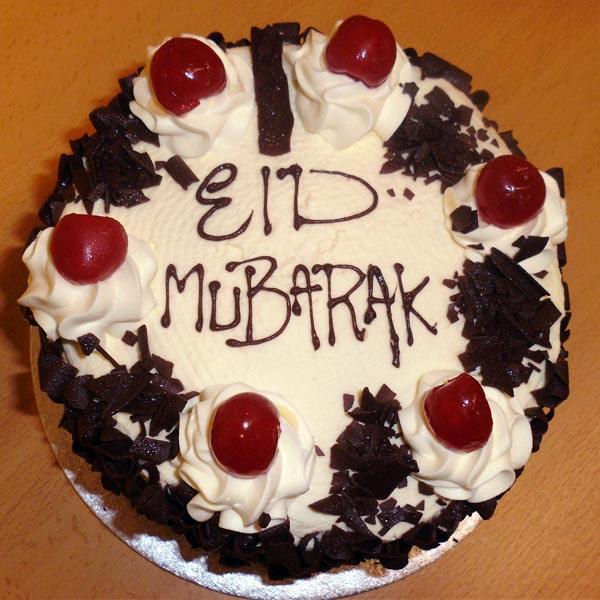 Eid Mubarak Cake - SendFlowers.pk