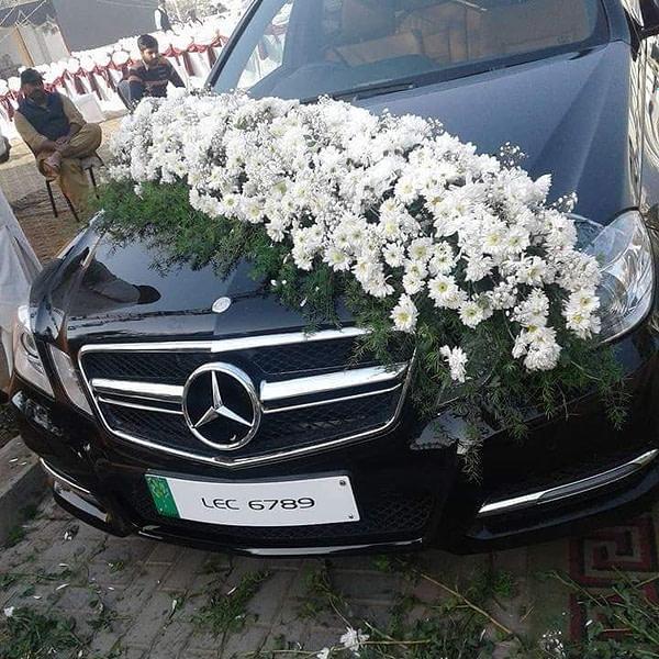 Best Car Decor Online - SendFlowers.pk