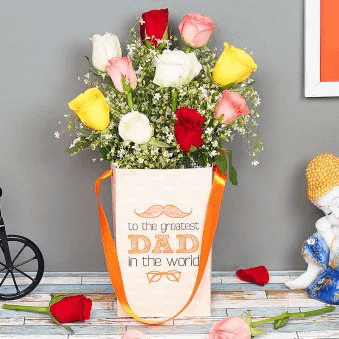 A Great Gift For The Greatest Dad - Sendflowers.pk