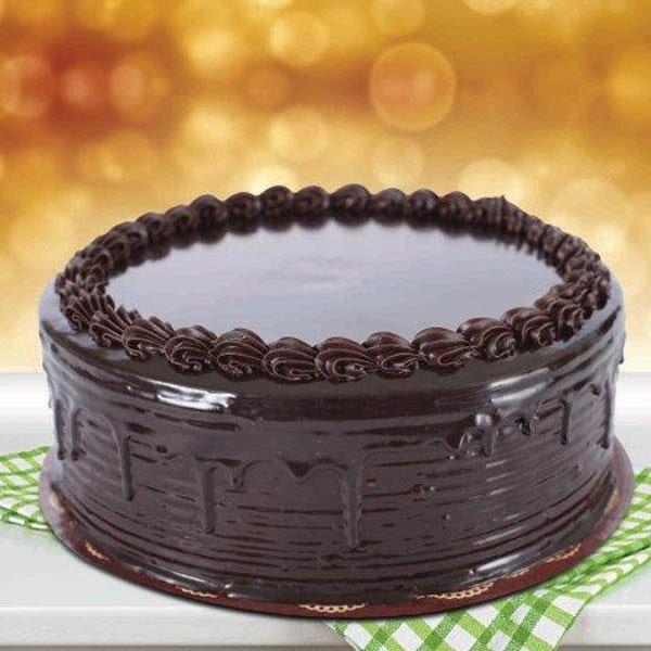 Death Chocolate Cake 2LBS - SendFlowers.pk