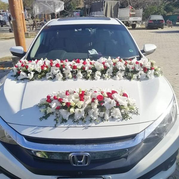 Honda Civic Decoration - SendFlowers.pk