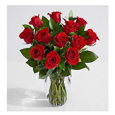 Long Stemmed Red Roses - SendFlowers.pk