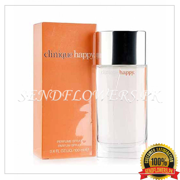 Branded Clinique Happy for women - SendFlowers.pk