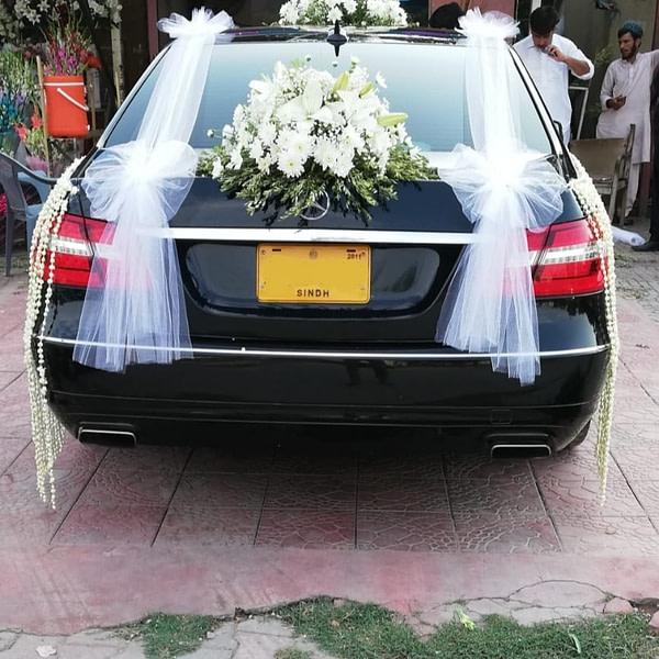 Mercedes Benz Decoration - SendFlowers.pk