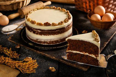 Carrot Nut Cake 2.5LBS - SendFlowers.pk